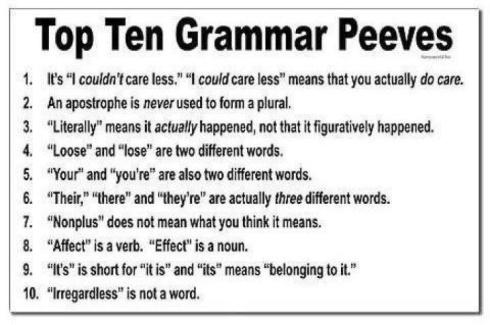 grammarpeeves
